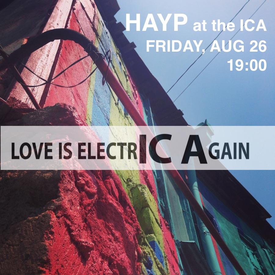 LOVE ICA_Hayp