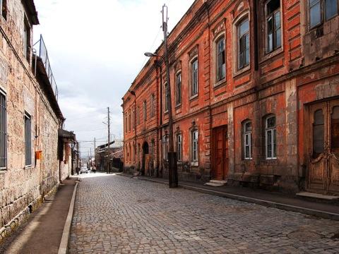 gyumri-street