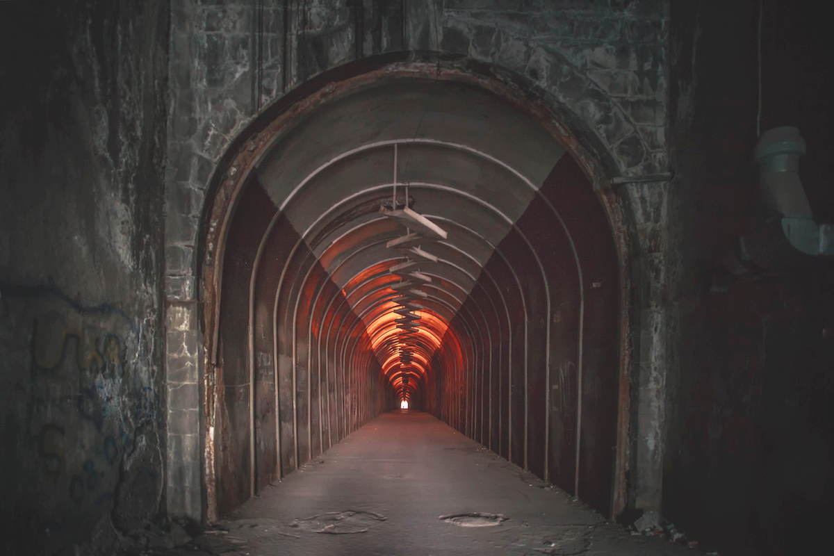 tunnel_hrazdan gorge_yerevan