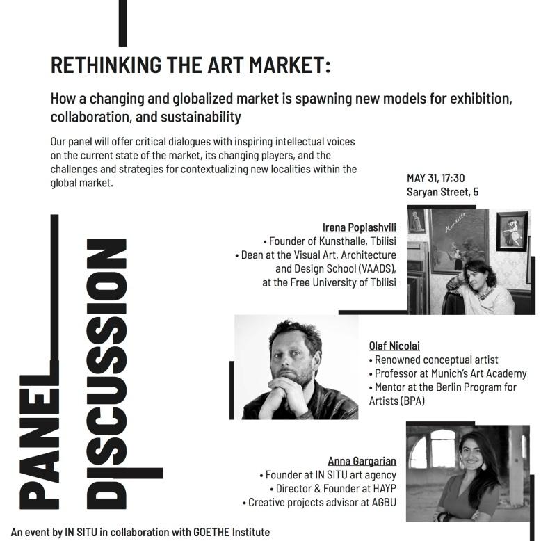 ART week- Panel